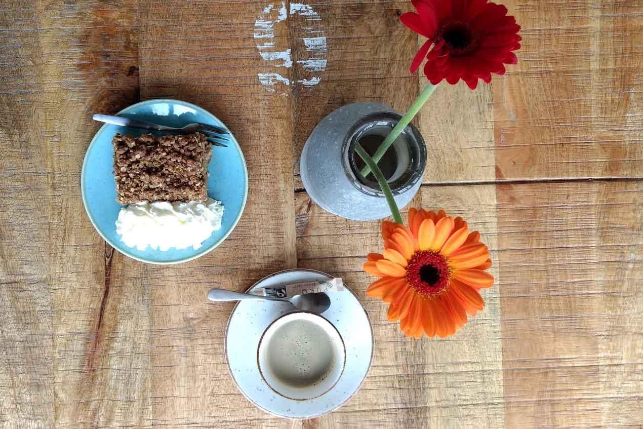 Koffie en lunch