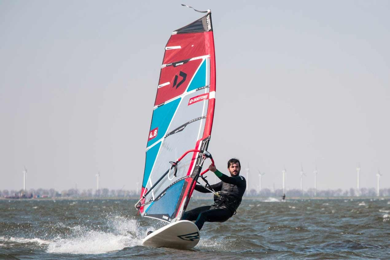 Privé windsurfles